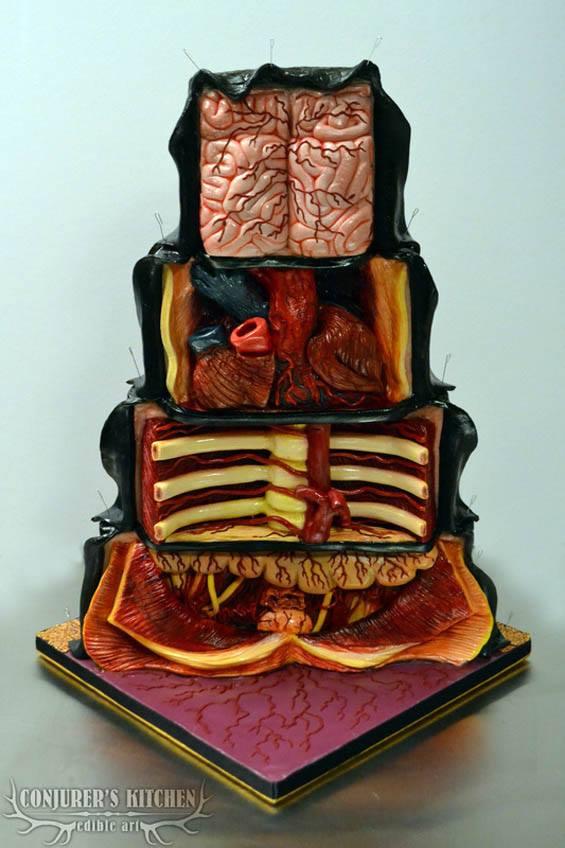 le torte di Conjurer