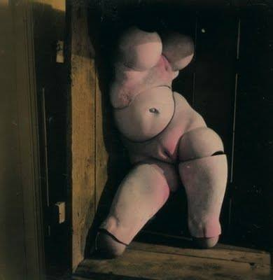 Pubescent female dolls by Hans Bellmer