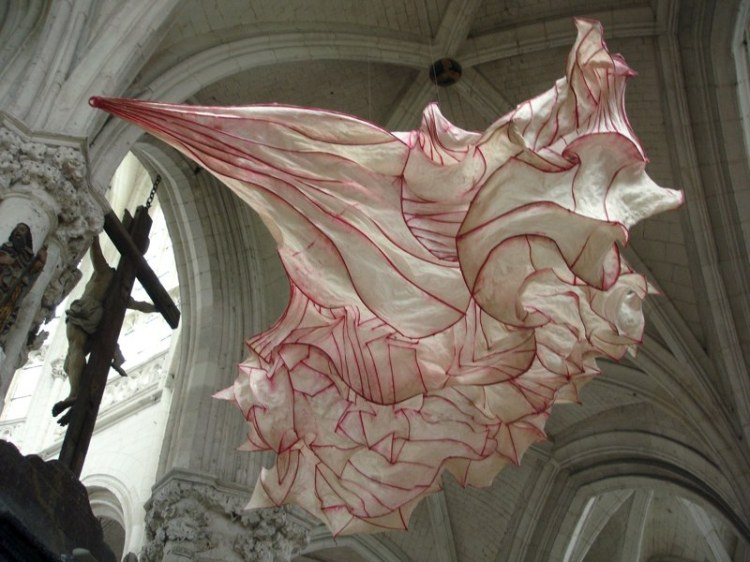 paper sculptures by Peter Gentenaar