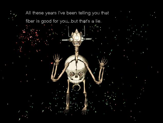 Un'anteprima del videogioco Where They Cremate The Roadkill