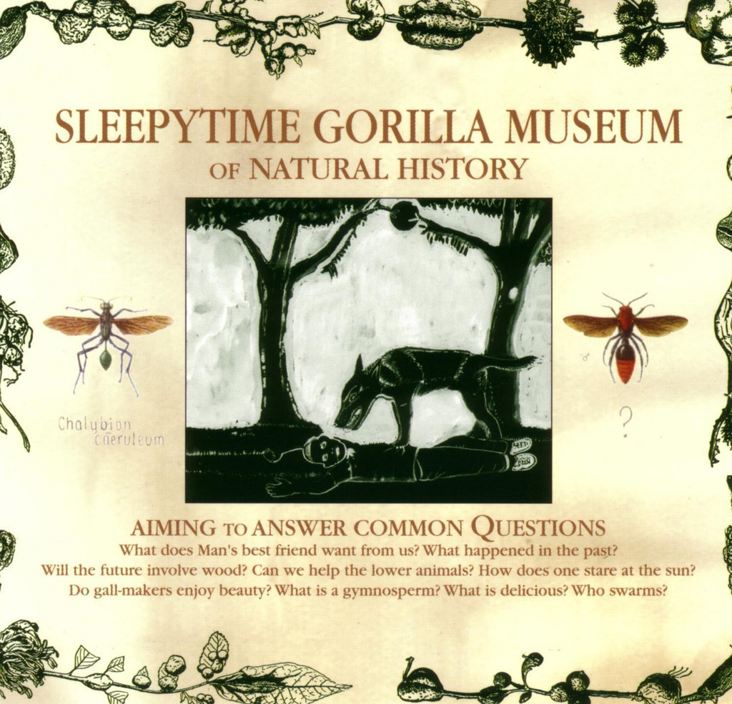 Of Natural History - Sleepytime Gorilla Museum