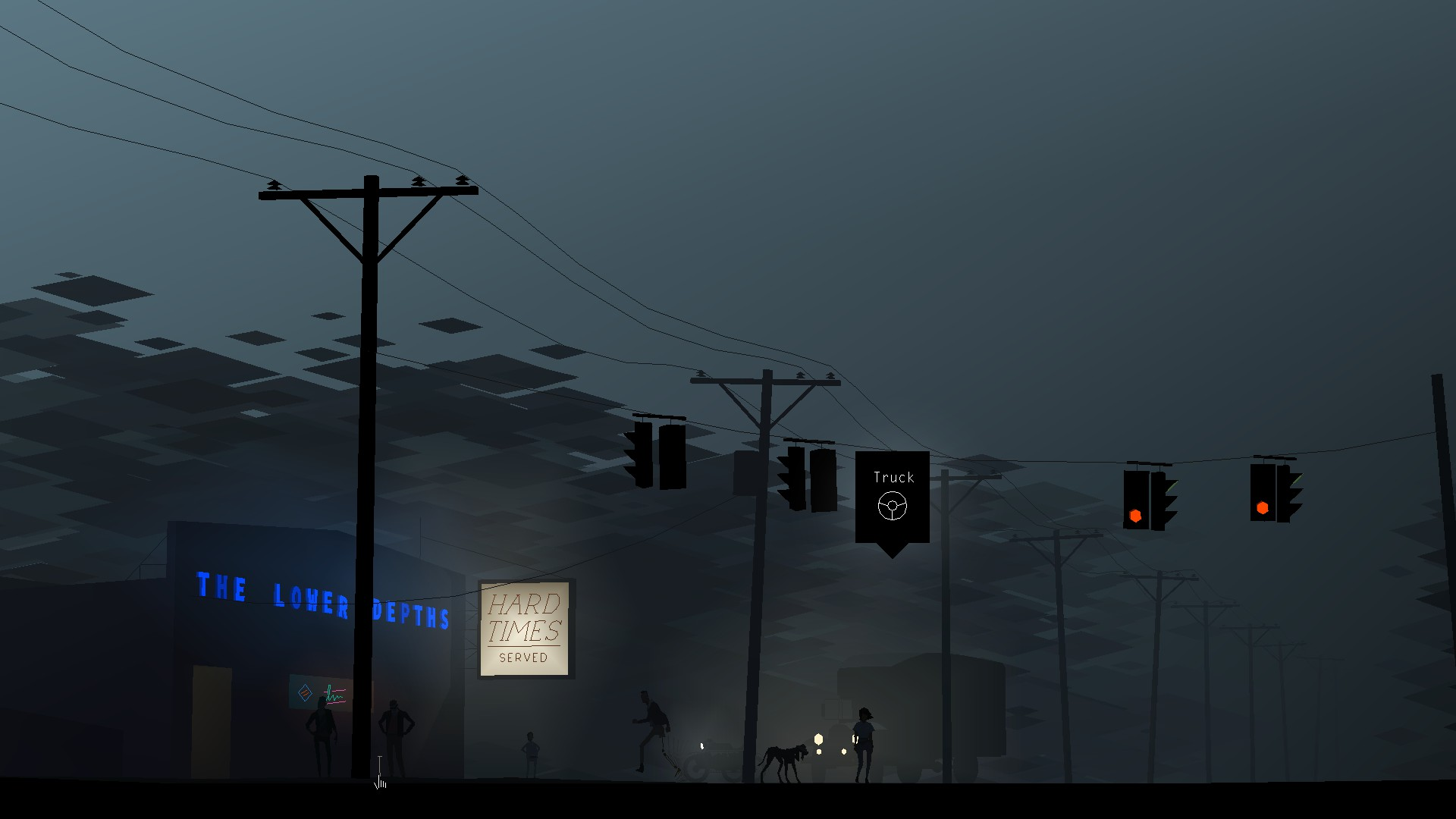 The Lower Depths - Kentucky Route Zero