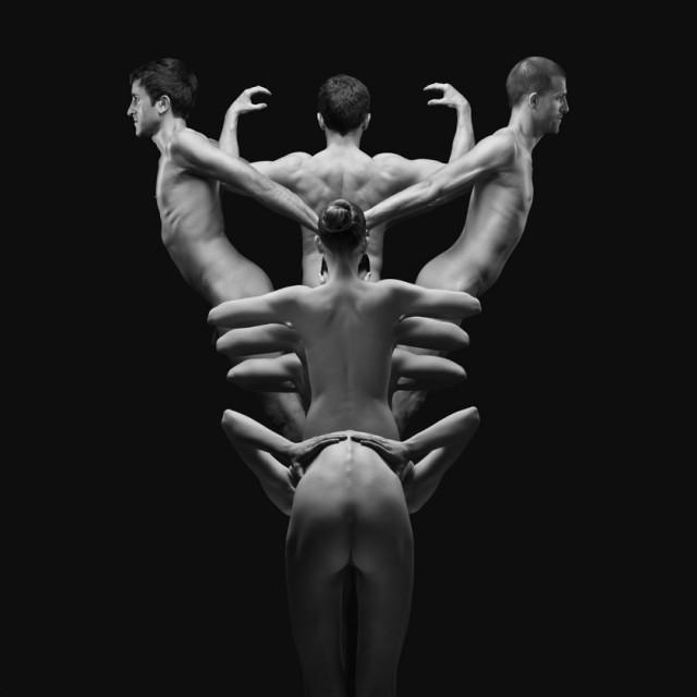 L'illusione ottica delle fotografie di Olivier Valsecchi