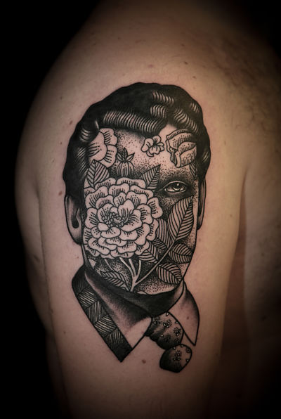 Tattoo art of Pietro Sedda