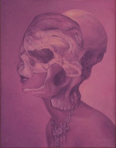 Gli spettrali dipinti di Cris Brodahl