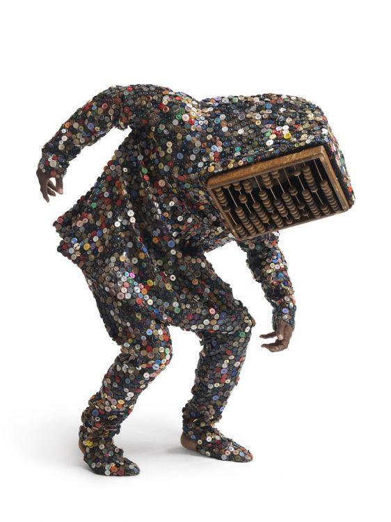 Nick Cave's soundsuits