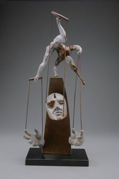 Thomas Wargin sculptures